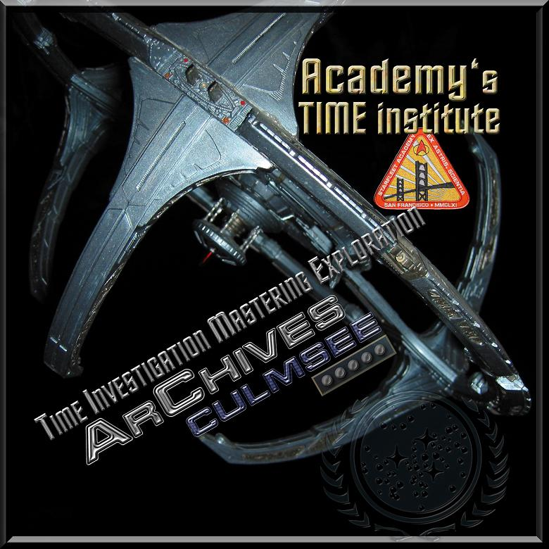 T.I.M.E. ArChives by Starfleet Academy