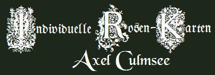 Individuelle Rosen-Karten   Axel Culmsee